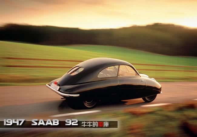 1947 saab prototype