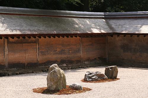 royoan ji zen garden