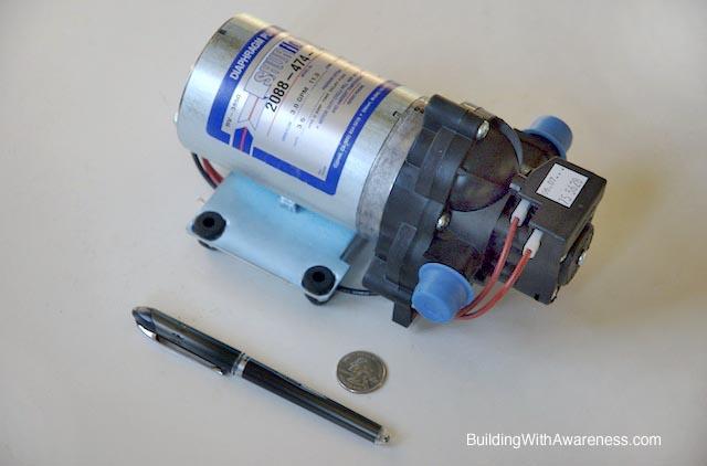 shurflo deluxe 24 volt pump