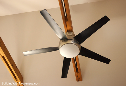 Product review gossamer wind energy efficient ceiling fan gossamer wind energy star ceiling fan aloadofball Gallery
